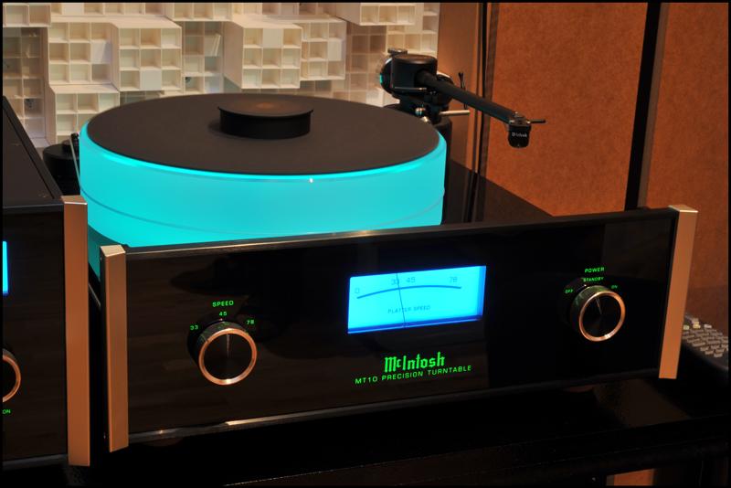 McIntosh Laboratory unveil 'cut price' version of iconic MT10 ...